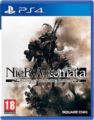 Nier Automata Game of the YoRHa Edition - PS4 Game