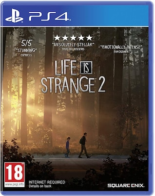 Life is Strange 2 - PS4 Game