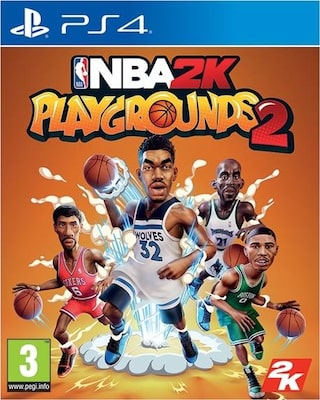 NBA 2K PLAYGROUNDS 2 - PS4 Game