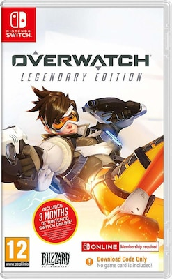 Overwatch Legendary Edition -  Nintendo Switch Game