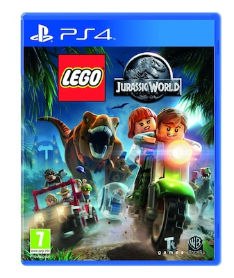 LEGO Jurassic World - PS4 Game