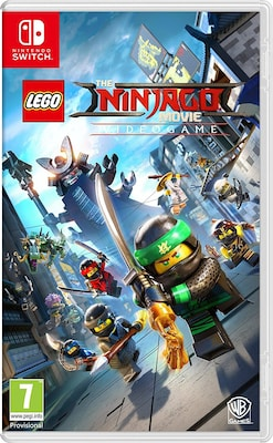 LEGO Ninjago: The Movie - Nintendo Switch Game