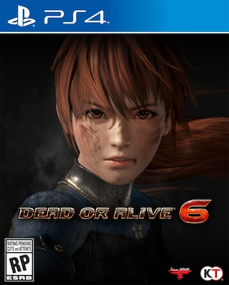 Dead or Alive 6 - PS4 Game