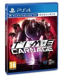Time Carnage - PS4/PSVR Game