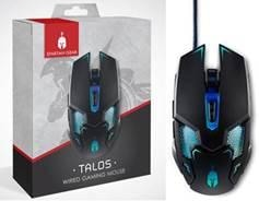 Gaming Mouse Ενσύρματο Ποντίκι Spartan Gear Talos Wired