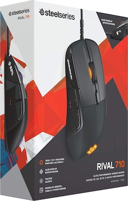 Gaming Ποντίκι STEELSERIES Rival 710