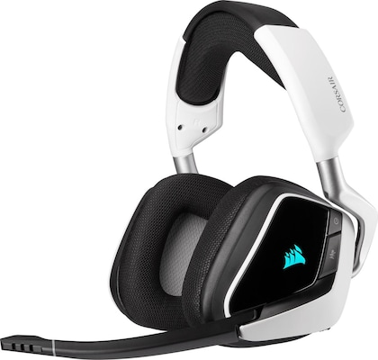 Corsair Void RGB Elite 7.1 Surround - Wireless Gaming Headset Λευκό