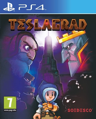 Teslagrad - PS4 Game
