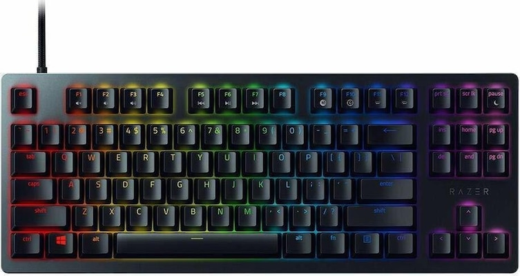 Razer Huntsman Tournament Edition Optical - Mechanical Keyboard - Πληκτρολόγιο Gaming Μαύρο - Linear - Red Switches