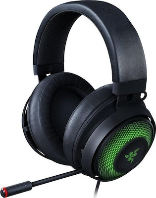 Razer Kraken 7.1 Ultimate USB Surround ANC Gaming Headset Μαύρο