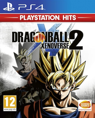 Dragon Ball Xenoverse 2  Playstation Hits - PS4 Game