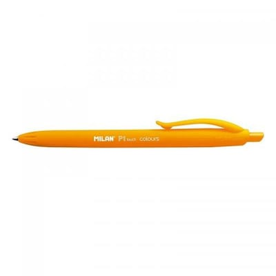 Στυλό Milan P1 Touch Colours Ballpoints 1.0mm Πορτοκαλί 554212
