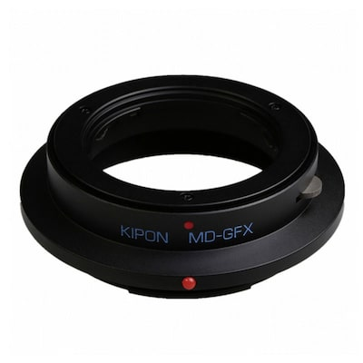 Kipon Adapter For Minolta Md To Fuji Gfx