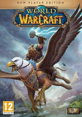 World of Warcraft New Player Edition - PC Game