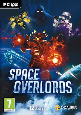 Space Overlords - PC Game