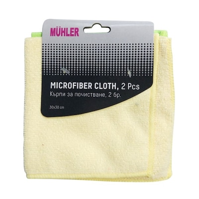 Microfiber Cloth Mr-2123, 2 Pcs.