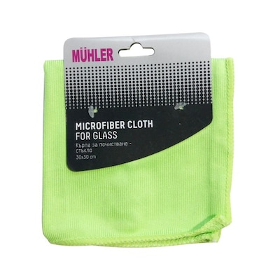Microfiber Cloth Mr-2128, Glass