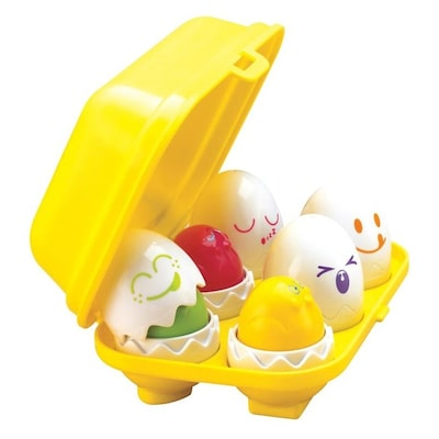 Hide n Squeak Eggs Tomy