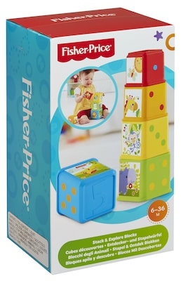 Κύβοι Fisher Price