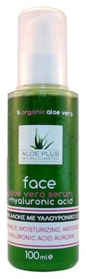 Aloe+ Colors Aloe Vera Face Serum Hyaluronic Acid 100ml