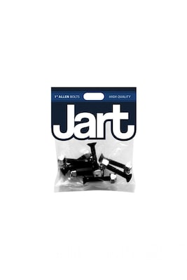 Jart Βιδες Skate Jart Βιδες Bolt Aand Nuts 1 Black Raw