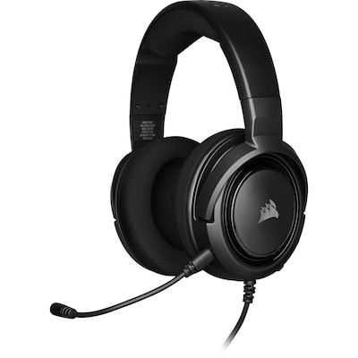 Headset CORSAIR HS35 Gaming Headset Carbon