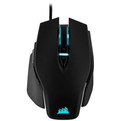 Gaming Mouse - M65 ELITE RGB Optical FPS - Corsair - Μαύρο
