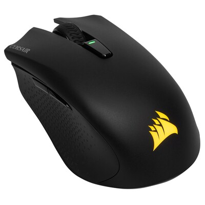 Corsair Harpoon RGB Rechargeable Optical with Slipstream Technology - Ασύρματο Gaming Mouse Μαύρο
