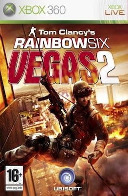 Tom Clancy's Rainbow Six Vegas 2 - Xbox One/360 Game