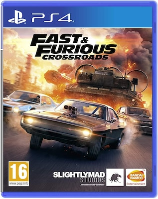 Fast & Furious Crossroads - PS4 Game