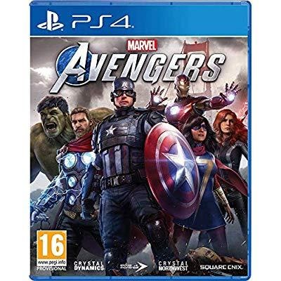 Marvel's Avengers - PS4 Game