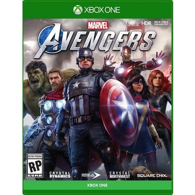 Marvel's Avengers - Xbox One Game