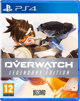Overwatch Legendary Edition - PS4 Game