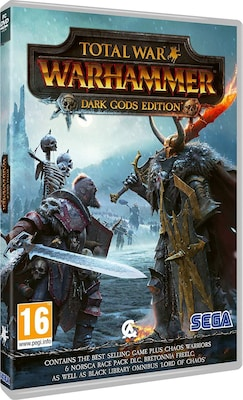 Total War Warhammer Dark Gods - PC Game