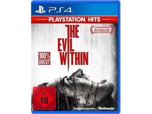 The Evil Within Playstation Hits - PS4 Game