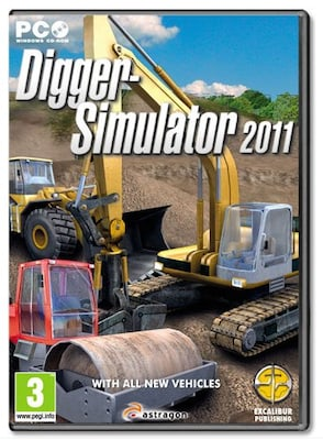 Digger Simulator 2011 (pc)