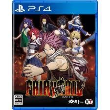 Fairy Tail - PS4 Game