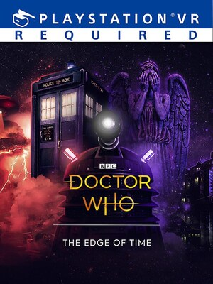 Doctor Who: The Edge of Time - PS4/PSVR Game