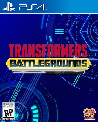 Transformers: Battlegrounds - PS4 Game