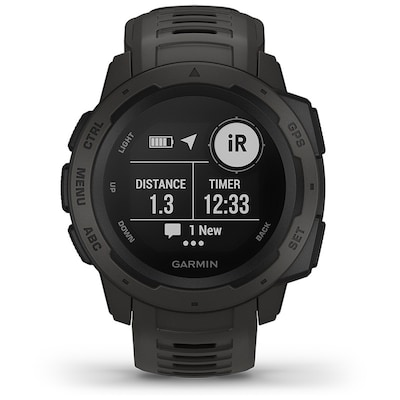 Smartwatch Garmin Instinct™ Graphite