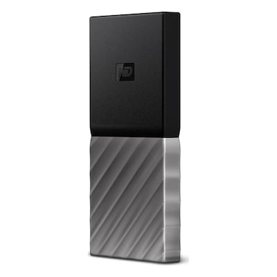 Εξ. σκληρός δίσκος Western Digital My Passport SSD 512GΒ USB 3.0 Gray