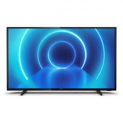 "Smart Tv Philips 43pus7505 43"" 4k Ultra Hd Led Wifi Μαύρο"
