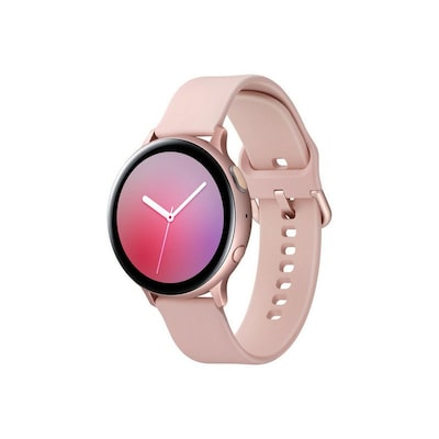 "Smartwatch Samsung Watch Active 2 1,35"" Super Amoled 340 Mah Nfc (44 Mm) Ροζ Χρυσό"