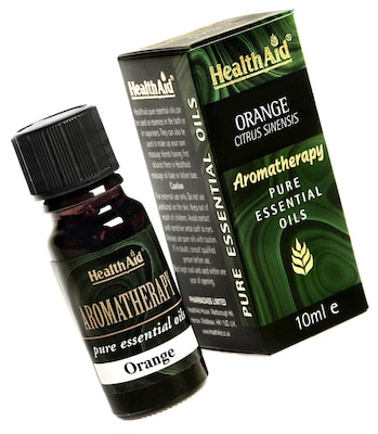 Health Aid Aromatherapy Orange Oil 10ml