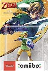 Φιγούρα Skyward Sword Link (The Legend of Zelda) - Nintendo Amiibo