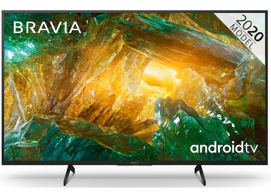 "Τηλεόραση Sony 49"" Smart Android TV ELED 4K UHD KD49XH8096"