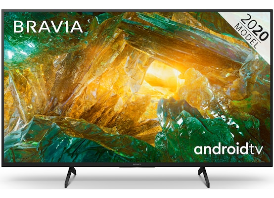 "Τηλεόραση Sony 43"" Smart Android TV ELED 4K UHD KD43XH8096"