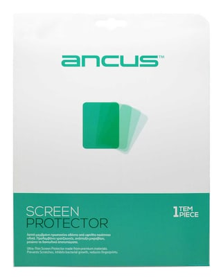 Screen Protector Ancus Universal 19cm X 10.7cm Clear