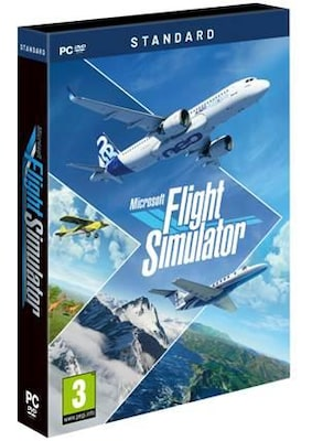 Microsoft's Flight Simulator 2020 - PC Game