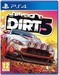 DIRT 5 - PS4 Game